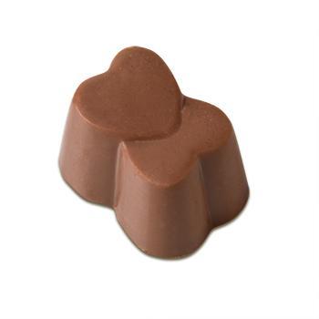 chocolade vormpralines hartjes