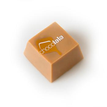 Dulcey chocolade met caramelle en passie