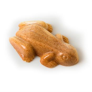 Kikkertje - gevulde praline met krokante praliné