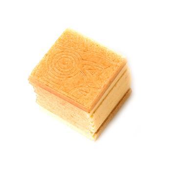 Gianduja Fondant - volle witte chocolade