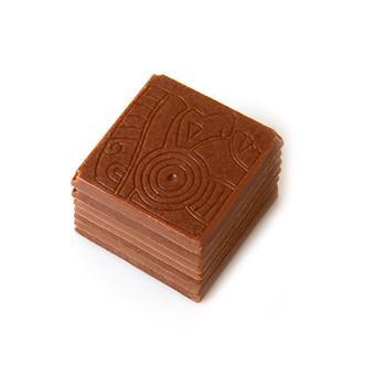 Gianduja Fondant - volle melkchocolade